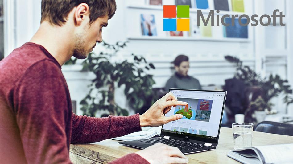 Microsoft Header