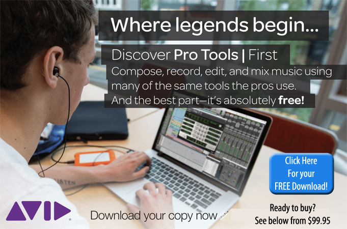 Avid | First - Free Trials